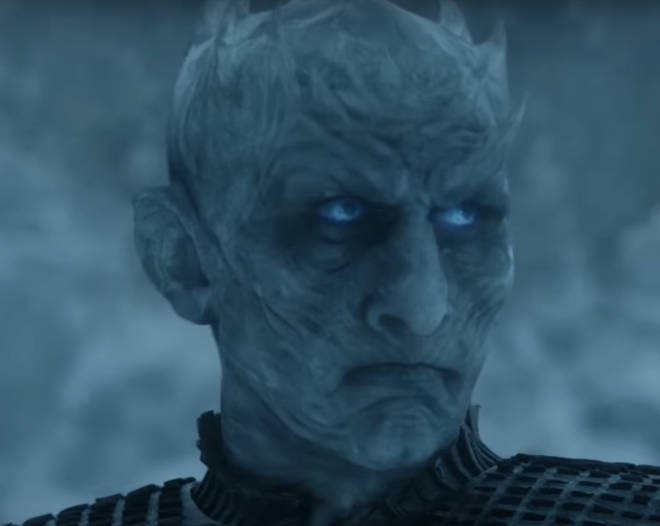 The Night King is the master of the White Walkers and the Army of the Dead
