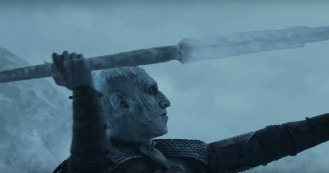 Last season we saw the Night King turn Dany's dragon