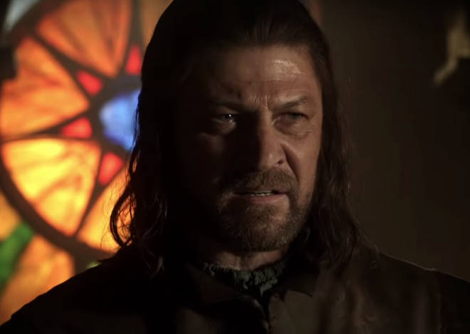 Ned Stark (rest his soul) was head of House Stark