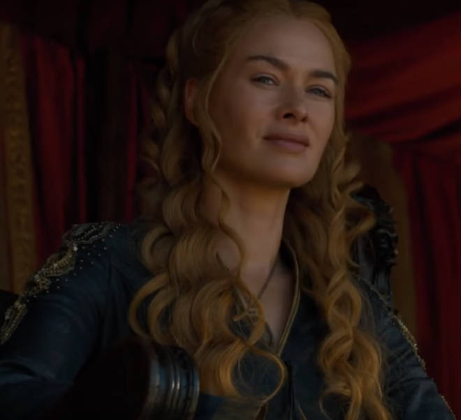 Cersei Lannister is hoping she'll rule the Seven Kingdoms