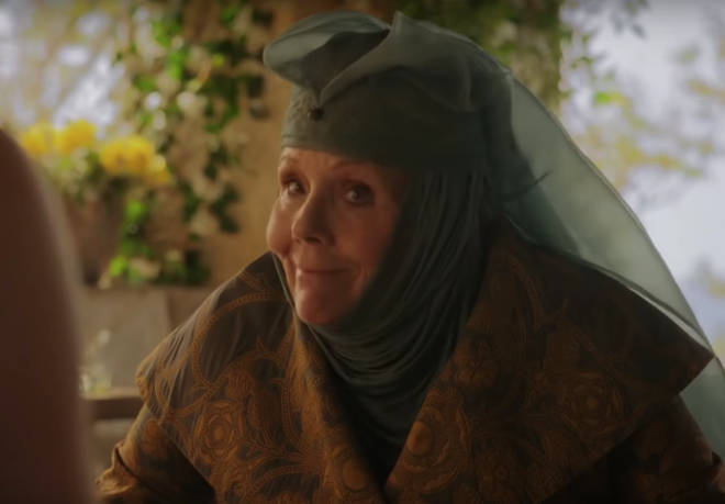 Olenna Tyrell was killed by Jamie Lannister in season 7
