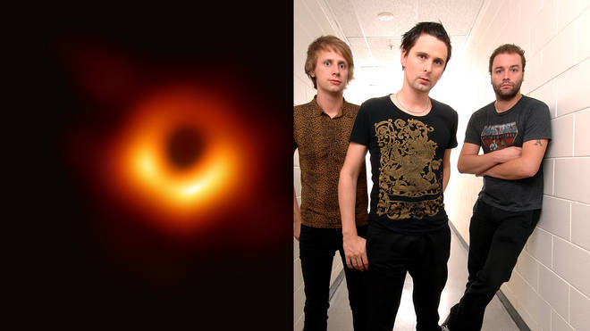 Supermassive Black Hole and Muse