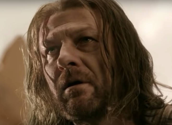 Ned Stark was sentenced to death by King Joffrey in season 1