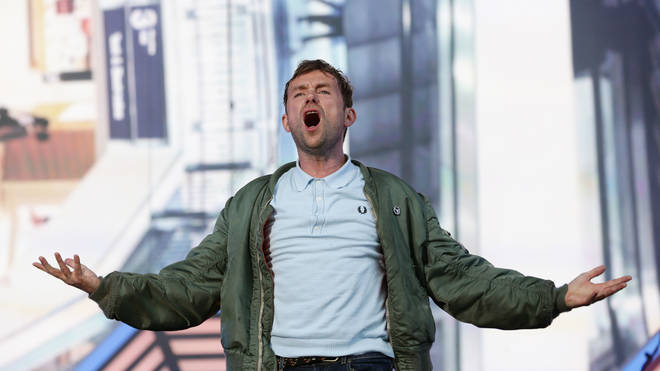 Blur frontman Damon Albarn says he'd only do Parklife 25th anniversary shows if there was a second referendum