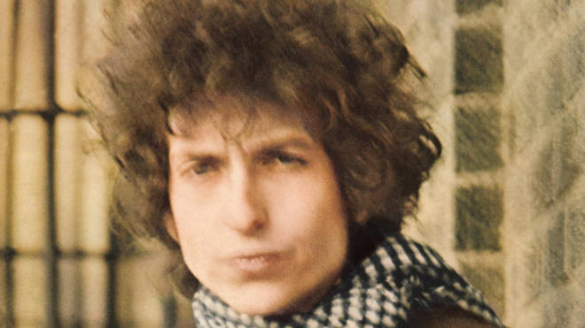 Bob Dylan - Blonde On Blonde album cover