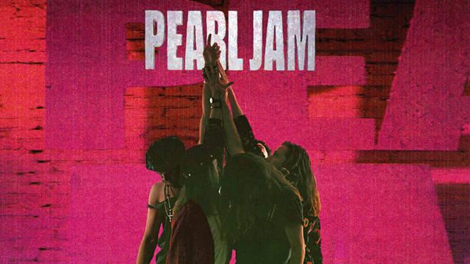 Pearl Jam - Ten album cover