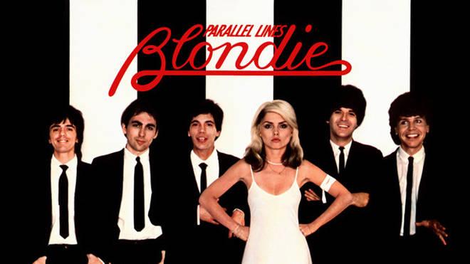 Blondie - Parallel Lines album cover