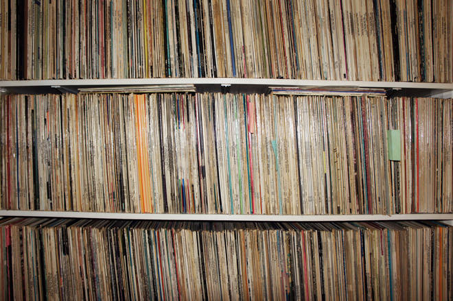 Vinyl Collection