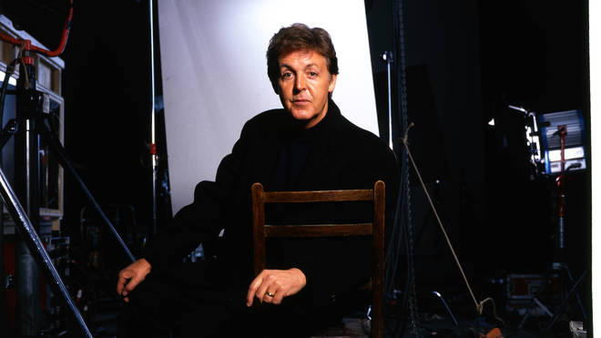 Paul McCartney in 1998