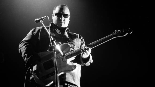 Black Francis (aka Frank Black, Charles Thompson), London, United Kingdom, 1993.