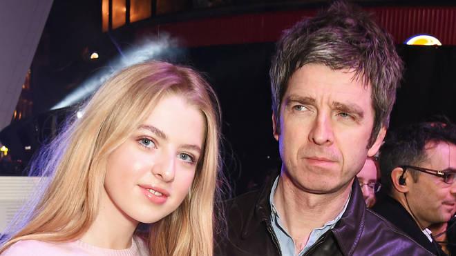 Noel Gallagher Anaïs Gallagher