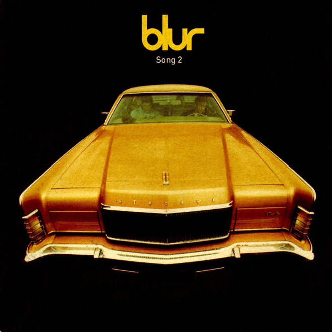 Blur - Song 2 single cover