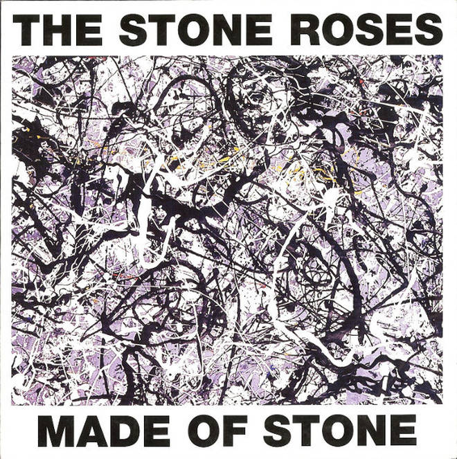 The Stone Roses - Made Of Stone cover