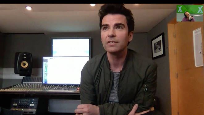 Kelly Jones talks to Johnny Vaughan about his solo tour and Stereophonics' new album