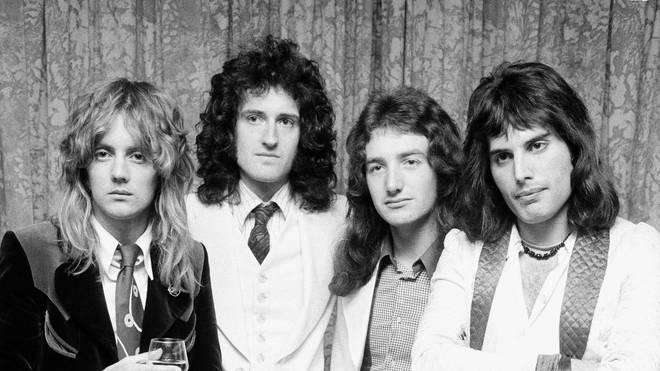 Queen in 1975