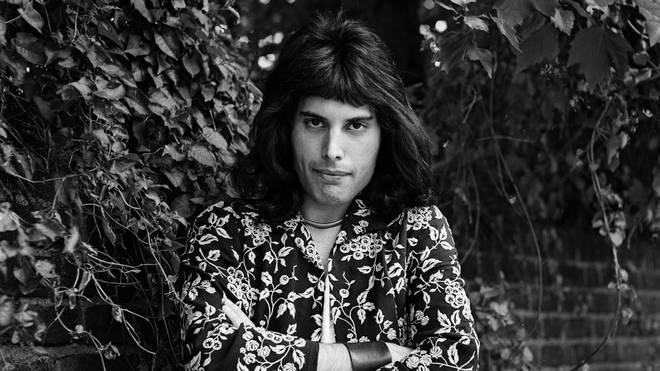 Freddie Mercury in August 1973