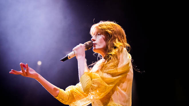 Florence Welch of Florence + The Machine sings on Game of Thrones song Jenny of Oldstone