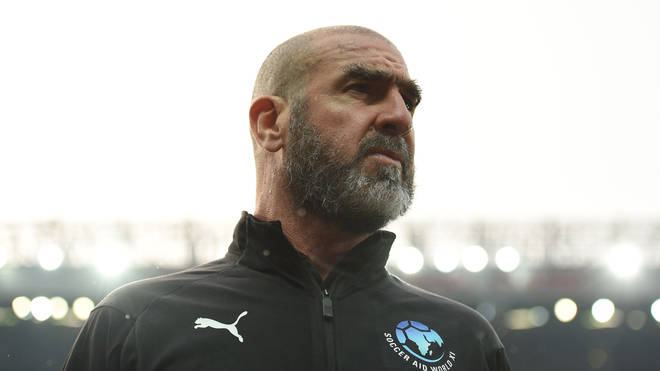 Internet reacts after Eric Cantona posts NSFW egg video on Instagram