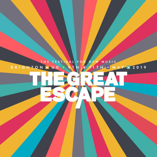 The Great Escape 2019 logo