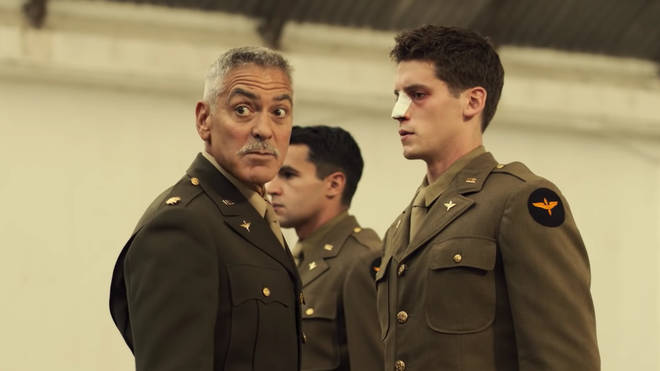 George Clooney stars in the trailer for Hulu's Catch-22 mini-series