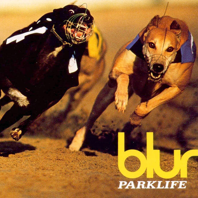 Blur - Parklife album cover