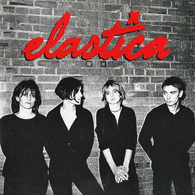 Elastica debut album cover