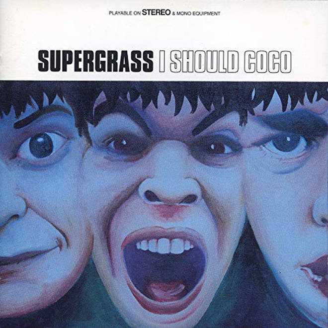 Supergrass - I Should Coco album cover