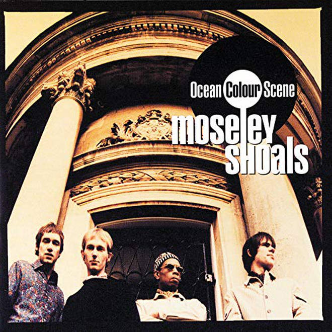 Ocean Colour Scene - Moseley Shoals album cover