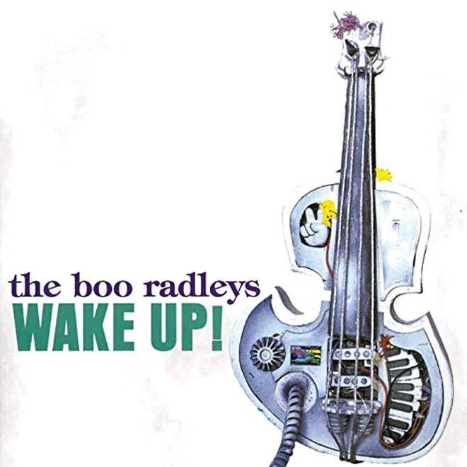 The Boo Radleys - Wake Up! album cover