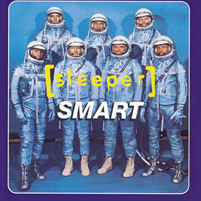 Sleeper - Smart album cover