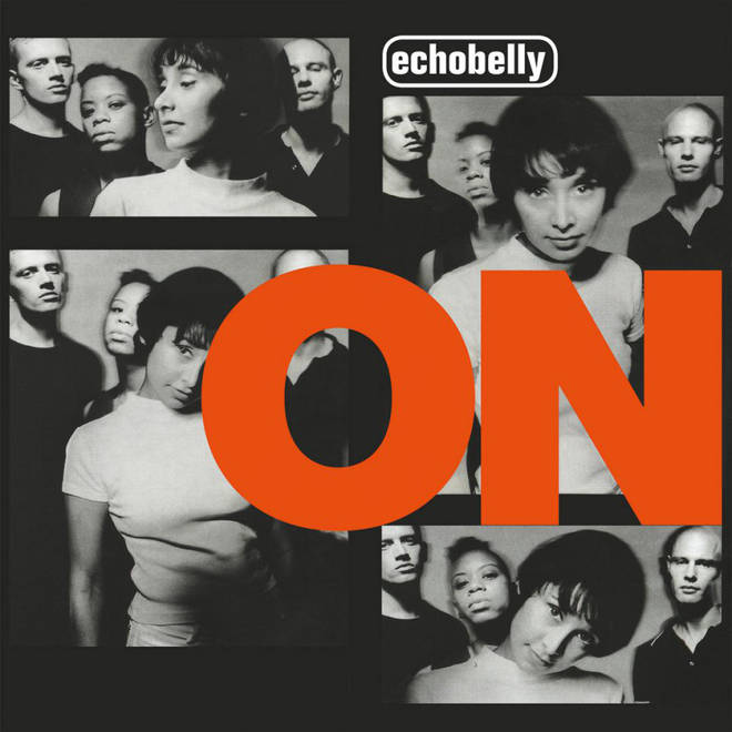 Echobelly - On album cover