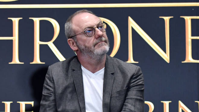 Liam Cunningham who plays Ser Davos in Game of Thrones