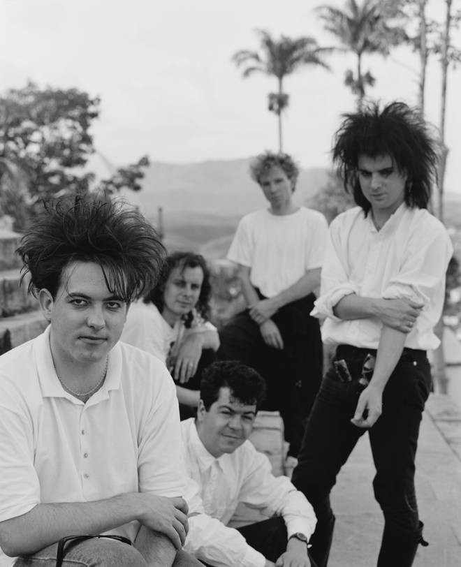The Cure live: watch Disintegration played in full here