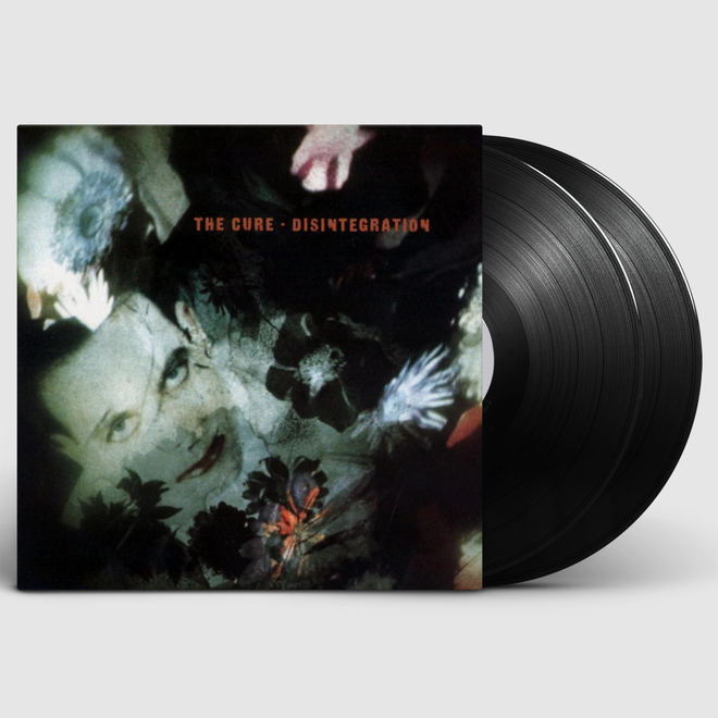 The Cure - Disintegration on vinyl