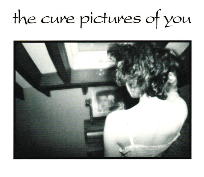 The Cure - Pictures Of You single cover