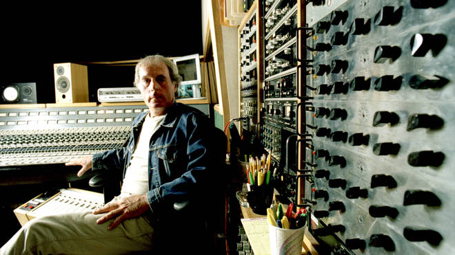 John Leckie, photographed in Los Angeles in 2003