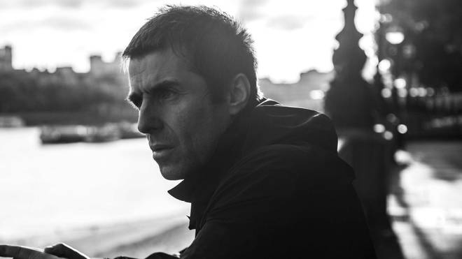 A still of Liam Gallagher in his As It Was documentary