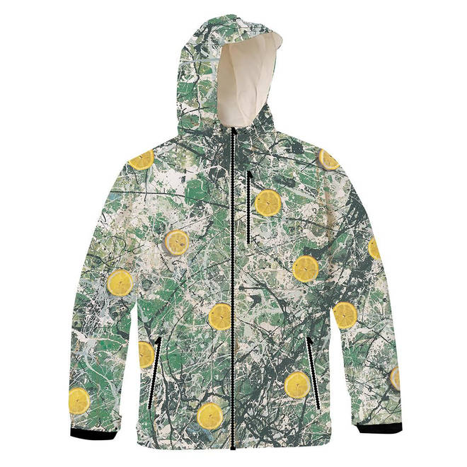 The Stone Roses lemon jacket