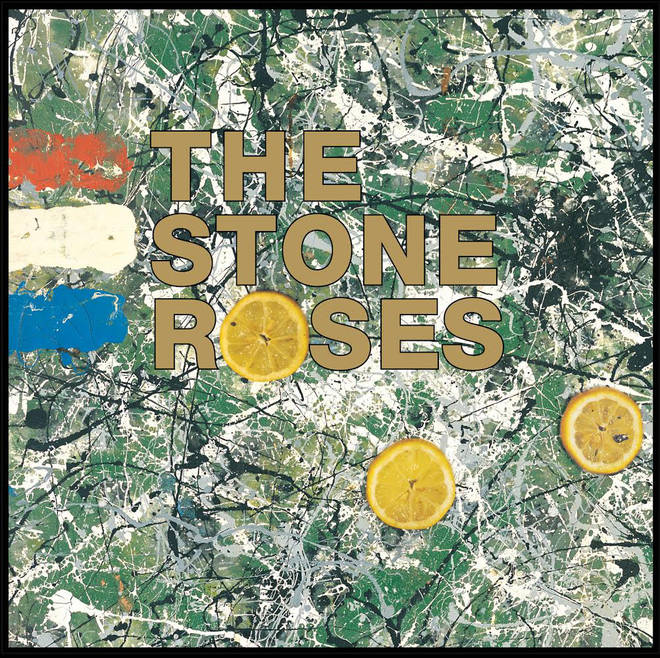 The Stone Roses debut album artwork