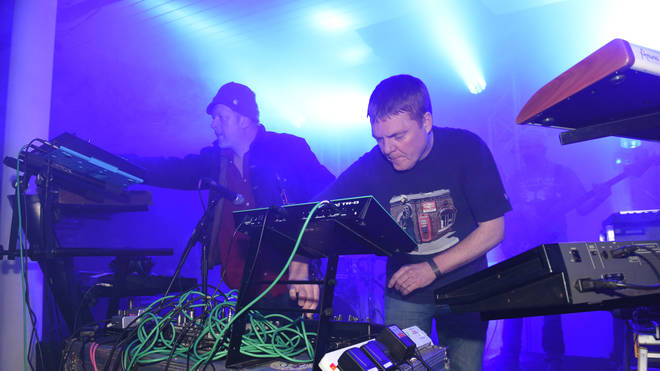 808 State live in 2015
