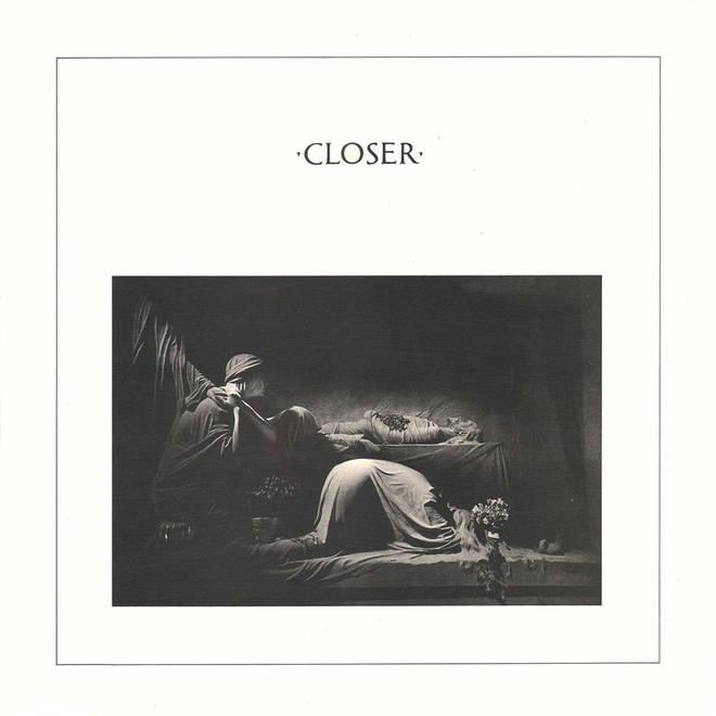 Joy Division - Closer album artwork