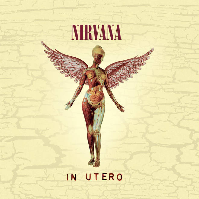 Nirvana - In Utero album artwork