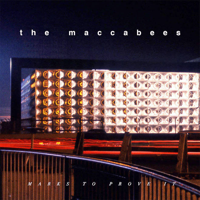 The Maccabees - Marks To Prove It album cover