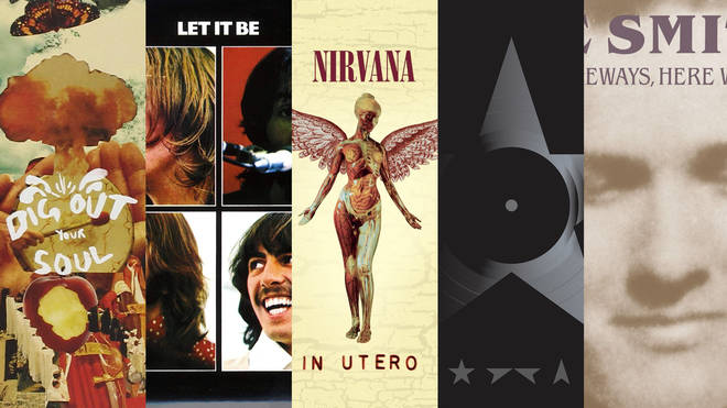 The best final albums - Radio X