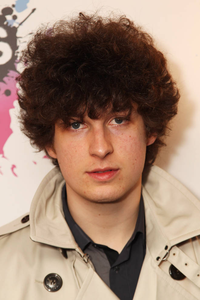 Matt Helders at the 2010 NME awards