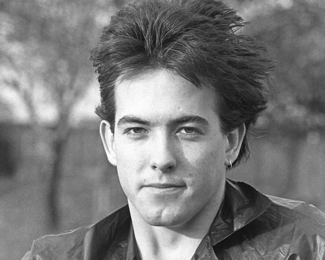 Robert Smith in 1980