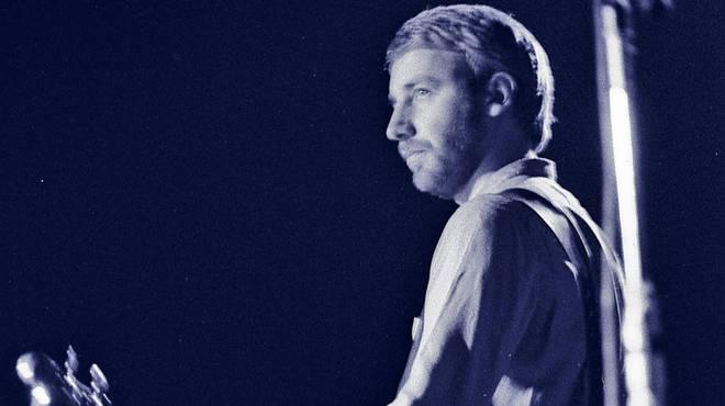 Peter Hook in 1980
