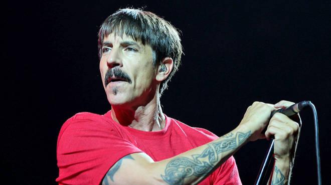 Anthony Kiedis in 2019