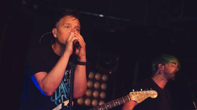 Mark Hoppus from Blink 182