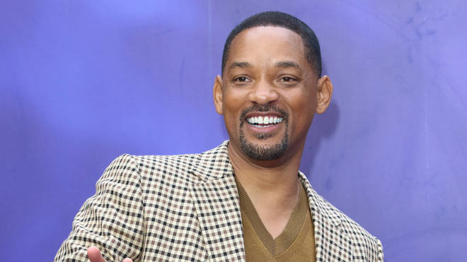 Will Smith attends the Aladdin European Gala Screening at the Odeon Luxe Leicester Square.